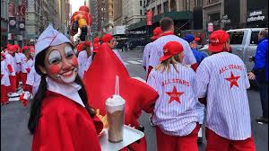 macy s thanksgiving day parade clowns here s what it s really