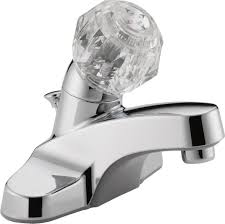 Peerless Kitchen Faucets by Peerless P135lf Classic Single Handle Bathroom Faucet Chrome