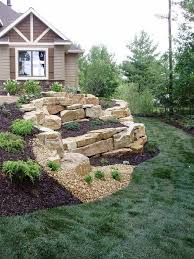 Large Backyard Landscaping Ideas Collection Landscaping Ideas For Large Yards Photos Free Home