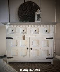 farmhouse style cabinet u2013 shabby chic geek