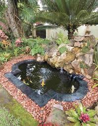Beautiful Backyard Pond Ideas For All Budgets Medium Size Inground - Backyard pond designs small