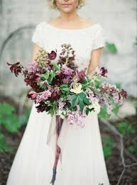 45 plum purple wedding color ideas deer pearl flowers