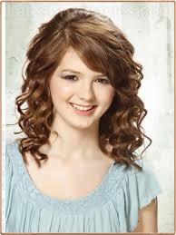 medium layered haircuts for curly hair 2017 medium layered haircuts curly hair with bangs