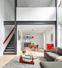 contemporary townhouse award winning contemporary townhouse on the columbia street