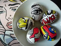 Easter Egg Decorating Ideas Bee by Painted Eggs Artclubblog