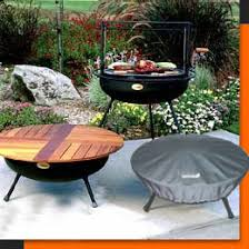 California Fire Pit by Accessories