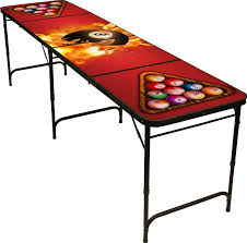 how long is a beer pong table beer pong table designs the backyard site