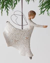 willow tree topper inspiring starlight tree topper willow picture for peace sign