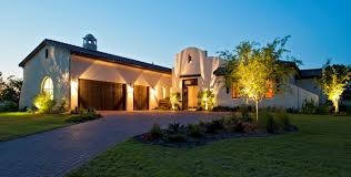 imposing spanish mission style scottsdale custom home builders as