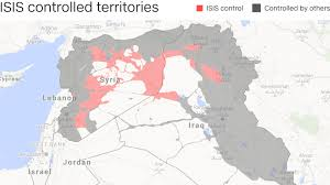 Iraq On World Map As Donald Trump Takes Over A Diminished Isis Awaits Cnn