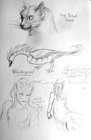more random sketches u2014 weasyl