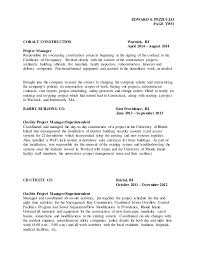 Resume Project Manager Construction Accounting Manager Job Description For Resume Professional