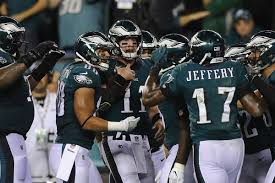 we re all thankful for the philadelphia eagles this thanksgiving
