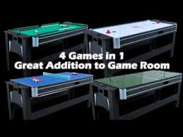 triumph sports 3 in 1 rotating game table md sports 75 ultimate 4000 4in1 multi game table youtube