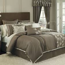 Teal Bed Set Bed Design Bedding Set Contemporary Praiseworthy Cream And Brown