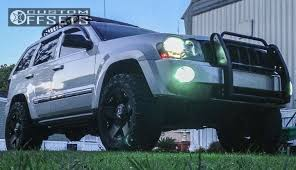 2005 jeep grand laredo lift kit 08 7 2005 grand jeep leveling kit xd rockstar black