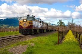 thanksgiving napa all aboard the napa valley wine train