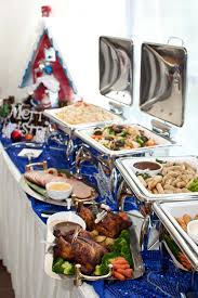 8 christmas party catering options in singapore for the ultimate feast
