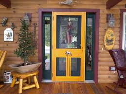 Home Depot Glass Doors Interior Exterior Interesting Exterior Home Design With Storm Doors Home