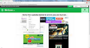 how to bypass captcha binbox io com0do99 net