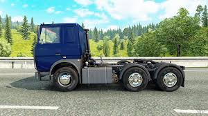 maz car 6422 for euro truck simulator 2