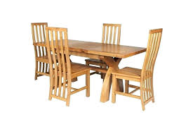 6 seater oak dining table 6 person dining table set oasis games