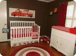 Firefighter Crib Bedding Firefighter Themed Bedroom Firefighter Home Decor Board Ideas