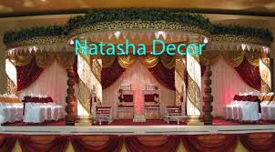 Bengali Mandap Decorations Indian Wedding Decorations