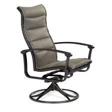 Swivel Patio Dining Chairs Tropitone Ovation Swivel Patio Dining Chair U0026 Reviews Wayfair