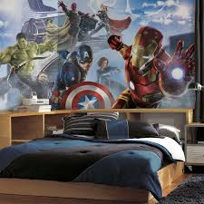 marvel bedroom awesome boys room kids bedroom kids room best marvel wallpaper kids room design ideas with brown