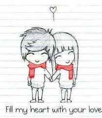 images of cute couple sketches with quotes quotes 4 you