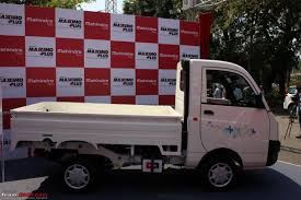 mahindra maxximo plus launched 3 49 lakhs team bhp
