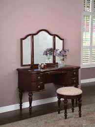 vanity chair ikea table mirror set bedroom nice furniture design