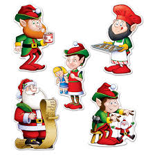 Christmas Cutout Decorations Bulk Christmas Party Supplies Bulk Christmas Cutout Decorations