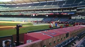 monster truck show anaheim stadium angel stadium section 110 rateyourseats com