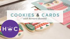 how to make custom cookie designs cookies u0026 cards youtube
