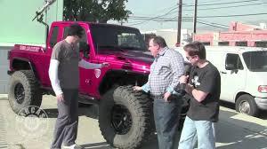 jeep jk8 red jacket firearms jeep jk8 on carcast with adam carolla youtube