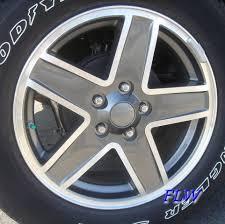 2008 jeep patriot rims 2008 jeep patriot oem factory wheels and rims
