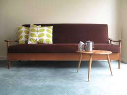 Retro Sofa Bed 30 Ideas Of Vintage Leather Sofa Beds
