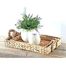 wire and wood basket side table basket coffee table basket coffee table industrial wire and wood