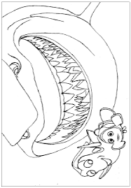 care bears coloring pages print finding nemo coloring pages 4