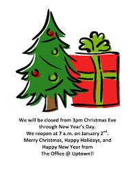 holiday closing signs templates targer golden dragon co