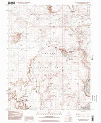 Topographic Map Of Utah by Arches Maps Npmaps Com Just Free Maps Period