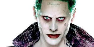 the real reason the joker has that damaged tattoo in squad