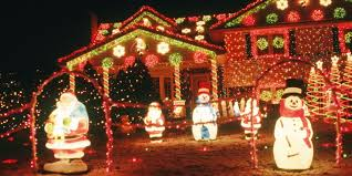 Outdoor Holiday Decorations by Mind Blowing Christmas Lights Ideas For Outdoor Christmas