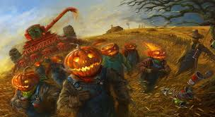 background halloween video download wallpaper halloween holiday field grain people