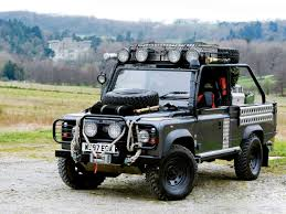 custom land rover defender land rover defender 90 tomb raider movie car u00272001 wallpaper and