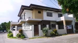 house design for corner lot in the philippines youtube