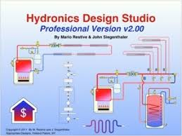 in design software downloads hydronic heating software downloads appropriate designs