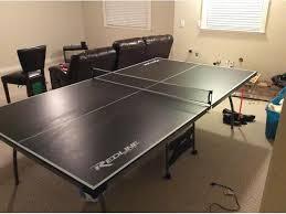 redline ping pong table reviews sports for redline sports table tennis assembly www sportssrc com
